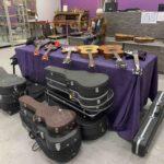 Exposition Guitares & Instruments de musique du 30 octobre 2020