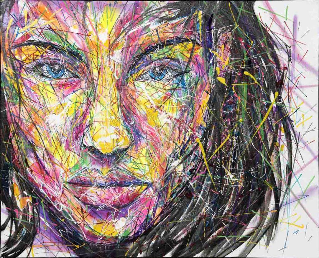 ONEMIZER (né en 1987) Woman - 2015