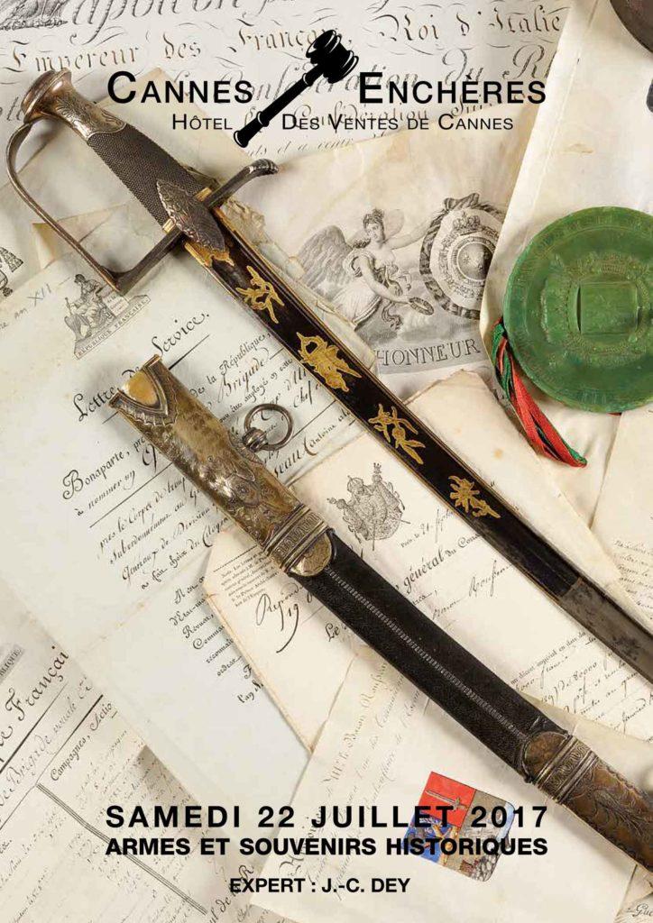 Armes & Souvenirs Historiques