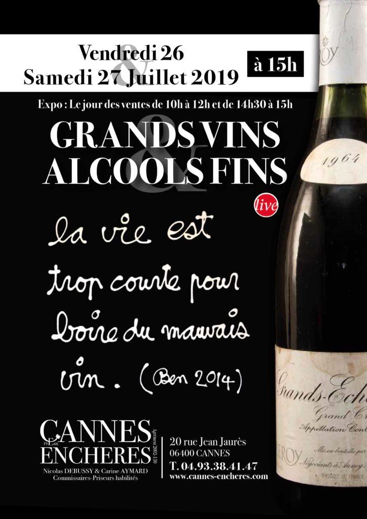 Grands Vins & Alcools fins