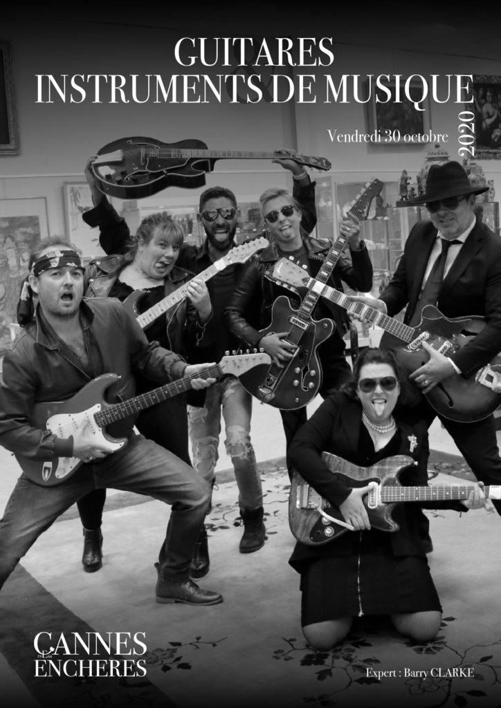 Guitares & Instruments de Musique