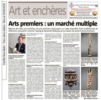 Arts Premiers - un marché multiple